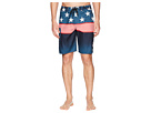 Quiksilver Quiksilver Division Independent 20 Boardshorts