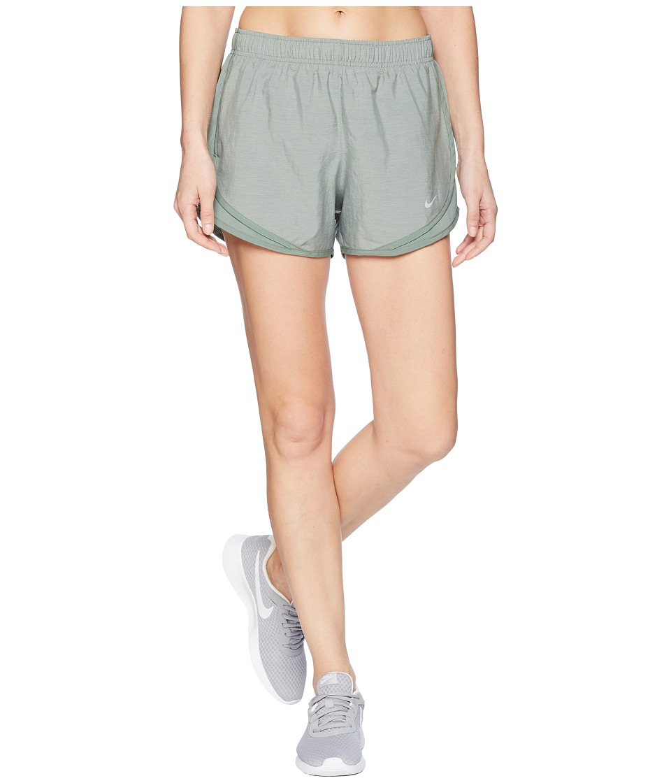 Nike Dry Tempo Short (Clay Green/Clay Green/Wolf Grey) Women