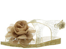Baby Deer First Steps Jelly Sandal with Flower (Infant/Toddler)