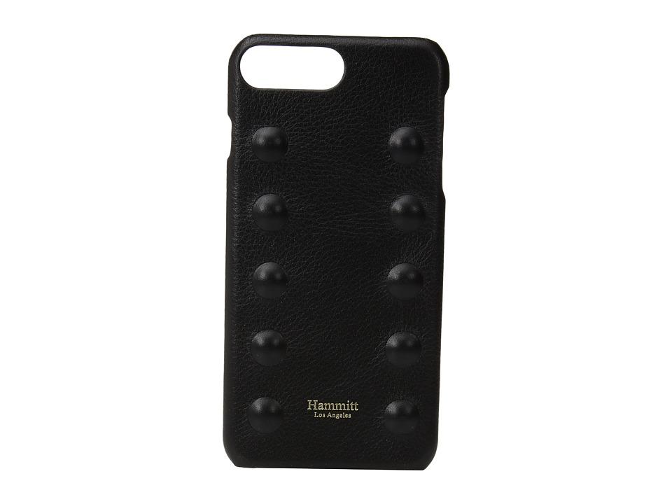 Hammitt - 134 West (Black/Embossed) Handbags