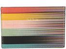 Paul Smith Paul Smith Artist Stripe Card Case