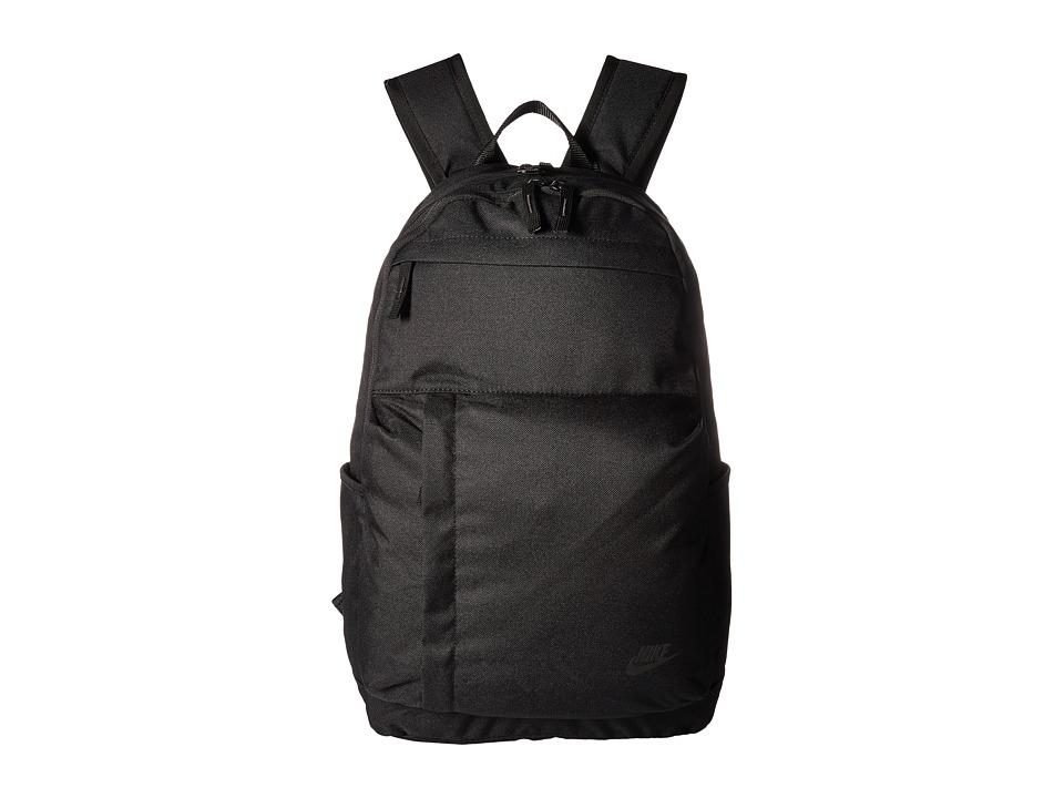Nike - Elemental Backpack - LBR (Black/Black/Black) Backpack Bags