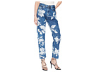 Vivienne Westwood Skytte Jeans in Absence of Rose Printe