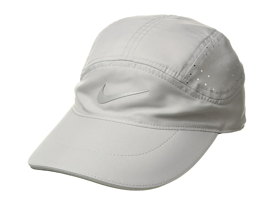 Nike - AeroBill Cap Telite (Atmosphere Grey/Black) Caps