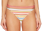 Vince Camuto Cabana Stripes Classic Bikini Bottoms