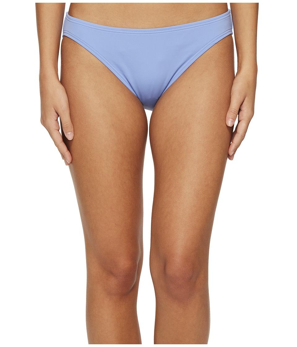 Vince Camuto Riviera Solids Classic Bikini Bottoms (Lagoon) Women