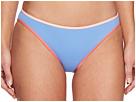 Vince Camuto Vince Camuto Sun Block Solids Contrast Binding Reversible Bikini Bottoms