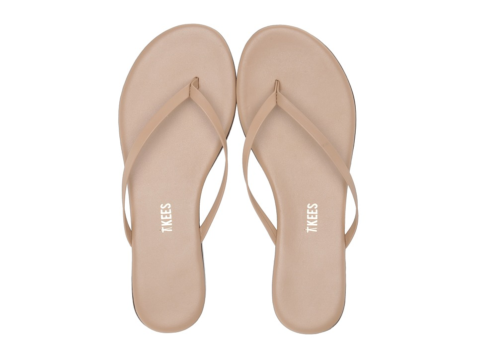 TKEES - Foundation Shimmer (Sunkissed) Women's Sandals