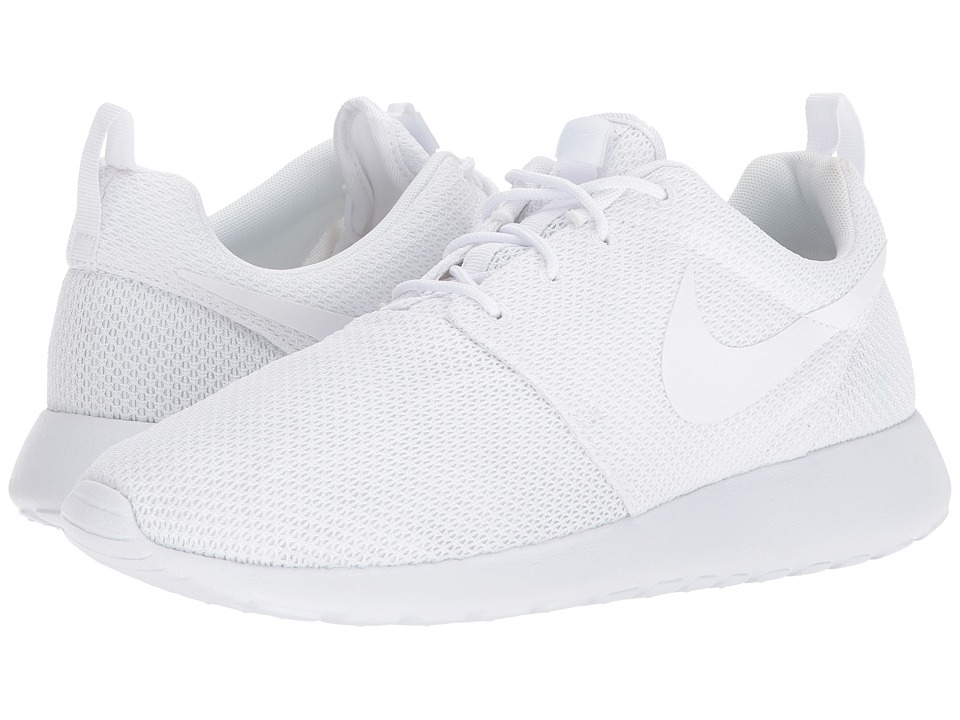 Nike Roshe One (White/White) Men's Classic Shoes