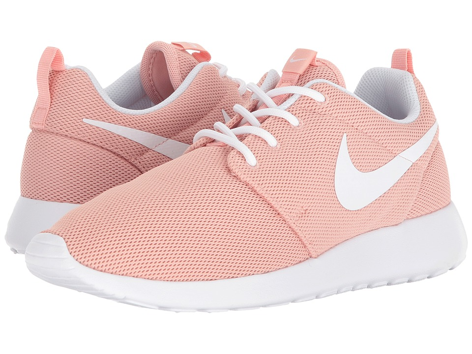 Nike Roshe One (Coral/Stardust/White) Women's Shoes