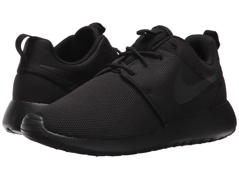 Nike Roshe One (Black/Black/Dark Grey) Women's Shoes
