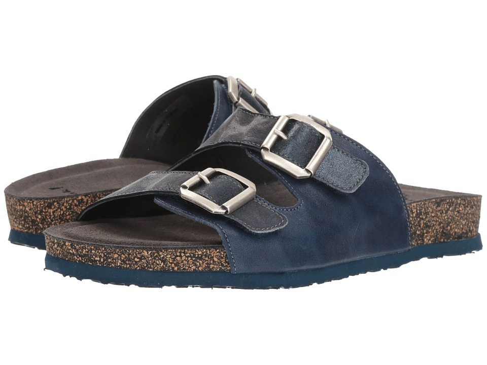 Think! 82320 (Navy/Kombi) Sandals