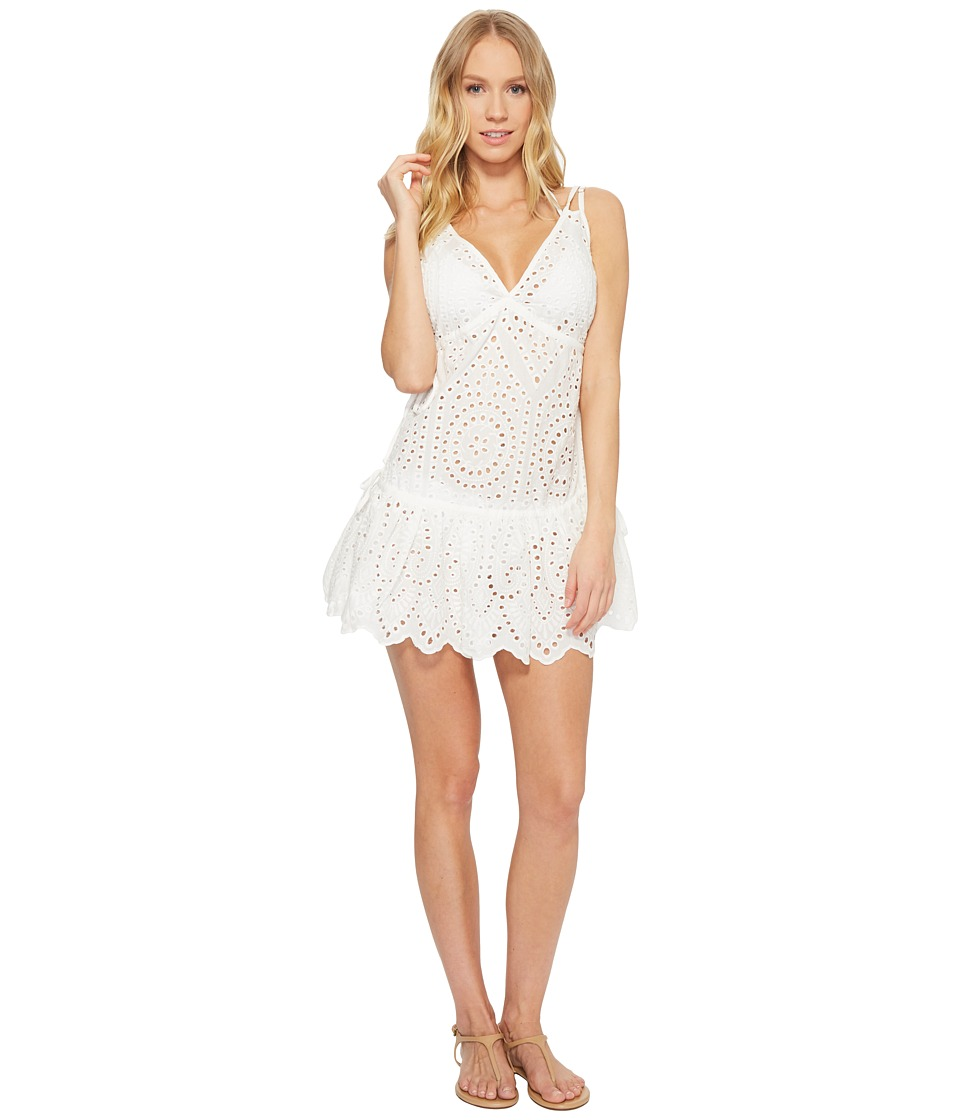 Maaji Dreamy Wonderland Short Dress (White)