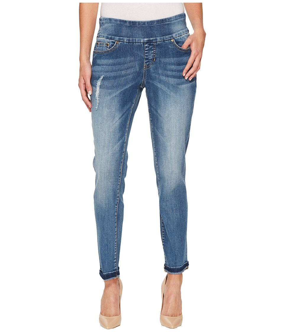 Jag Jeans Amelia Slim Ankle Pull-On Jeans in River Wash (River Wash) Women