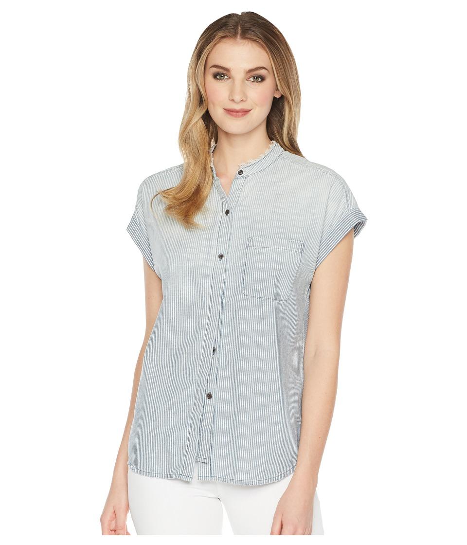 AG Adriano Goldschmied - Liza Shirt (Loft) Womens Clothing