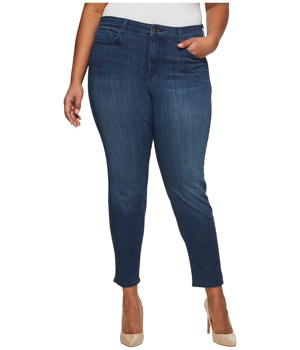NYDJ Plus Size - Plus Size Ami Skinny Leggings in Lark (Lark) Womens Jeans