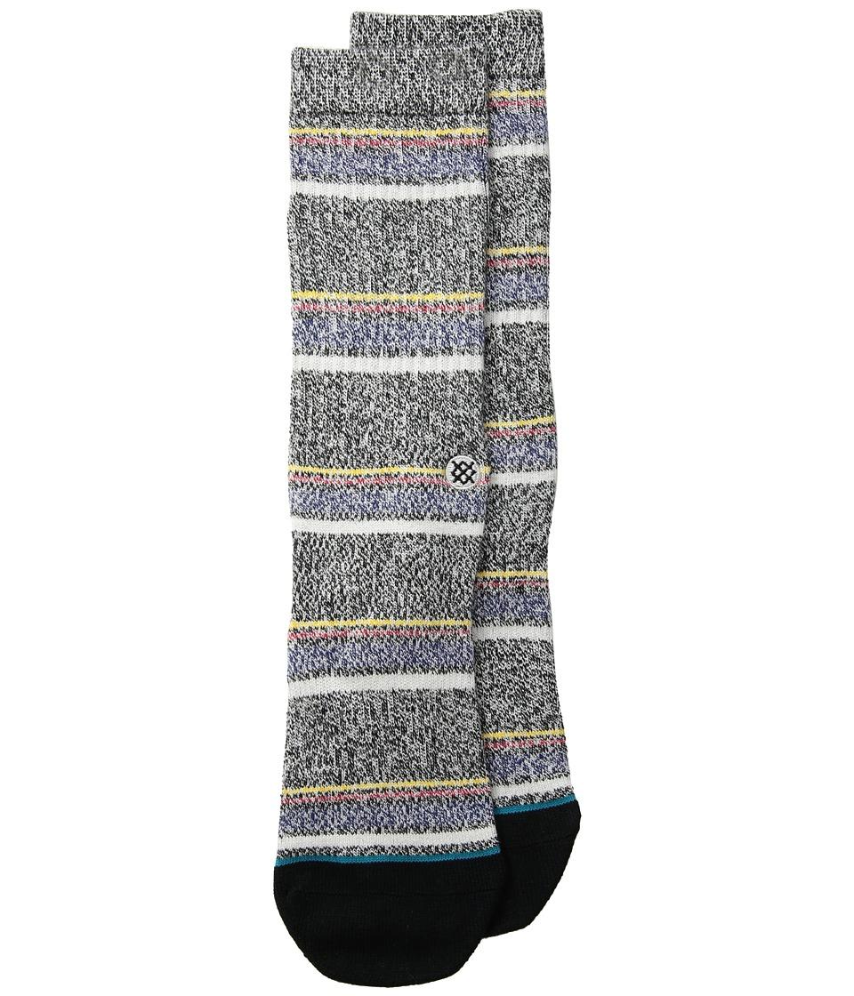 Stance Keating (Toddler/Little Kid/Big Kid) (Natural) Men's Crew Cut Socks Shoes