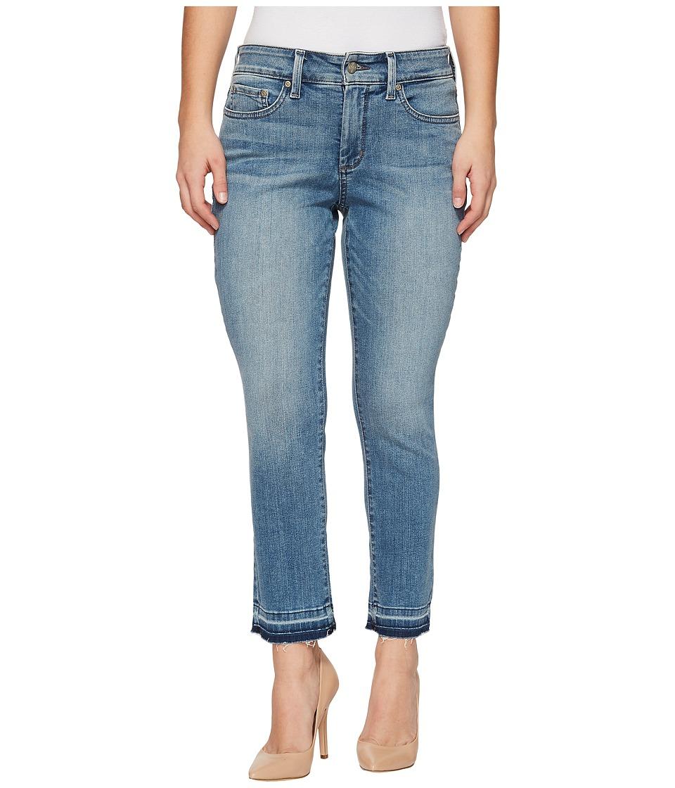 NYDJ Petite - Petite Sheri Slim Ankle Released Hem in Pacific (Pacific) Womens Jeans