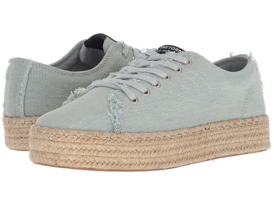 Tretorn Eve (Light Blue) Women's Shoes