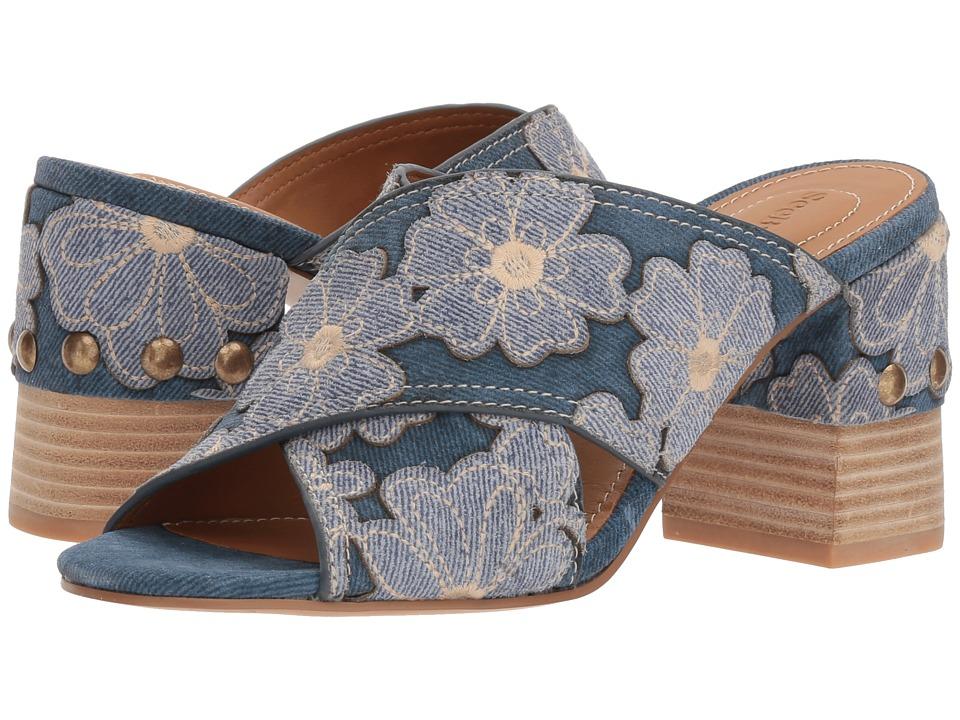See by Chloe - SB30083 (Open Blue) Women's Sandals