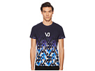 Versace Jeans Versace Jeans Logo Ombre Tee Shirt