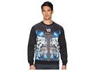 Versace Jeans Kaleidoscope Graphic Sweatshirt