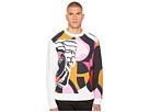 Versace Collection Abstract Medusa Sweatshirt