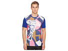 Versace Collection Abstract Medusa Tee