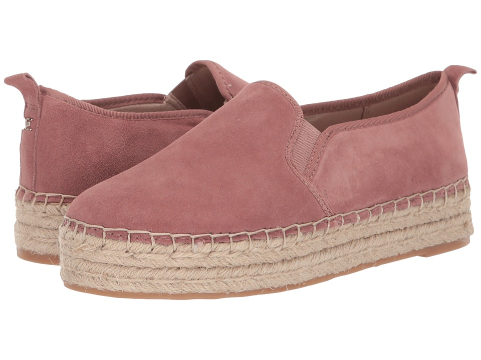 Sam Edelman Carrin (Dusty Rose) Slip-On Shoes