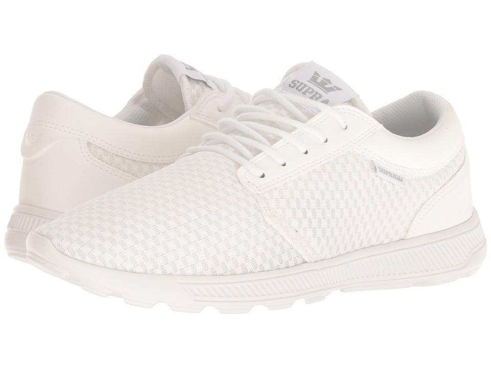 Supra Hammer Run (White/White/White) Men