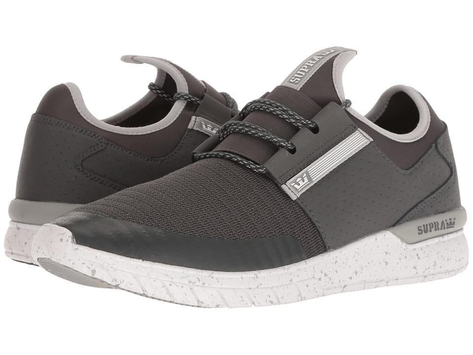 Supra Flow Run (Dark Grey/Light Grey) Men