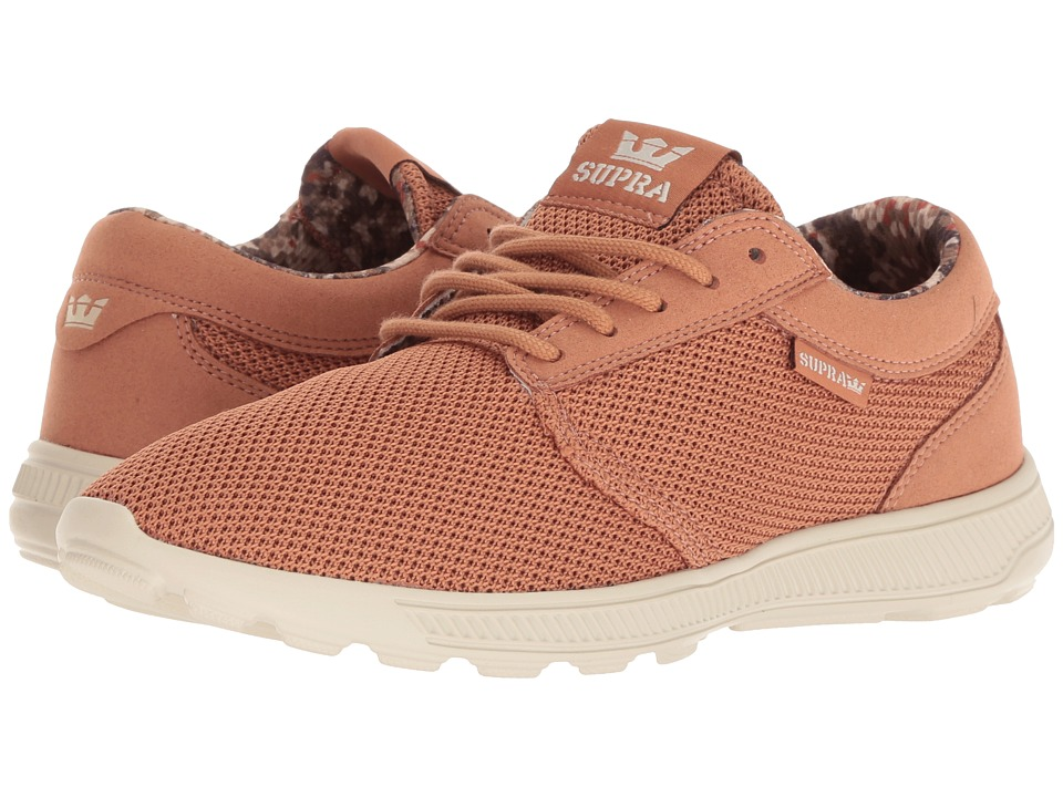 Supra Hammer Run (Cork/Bone) Women's Skate Shoes