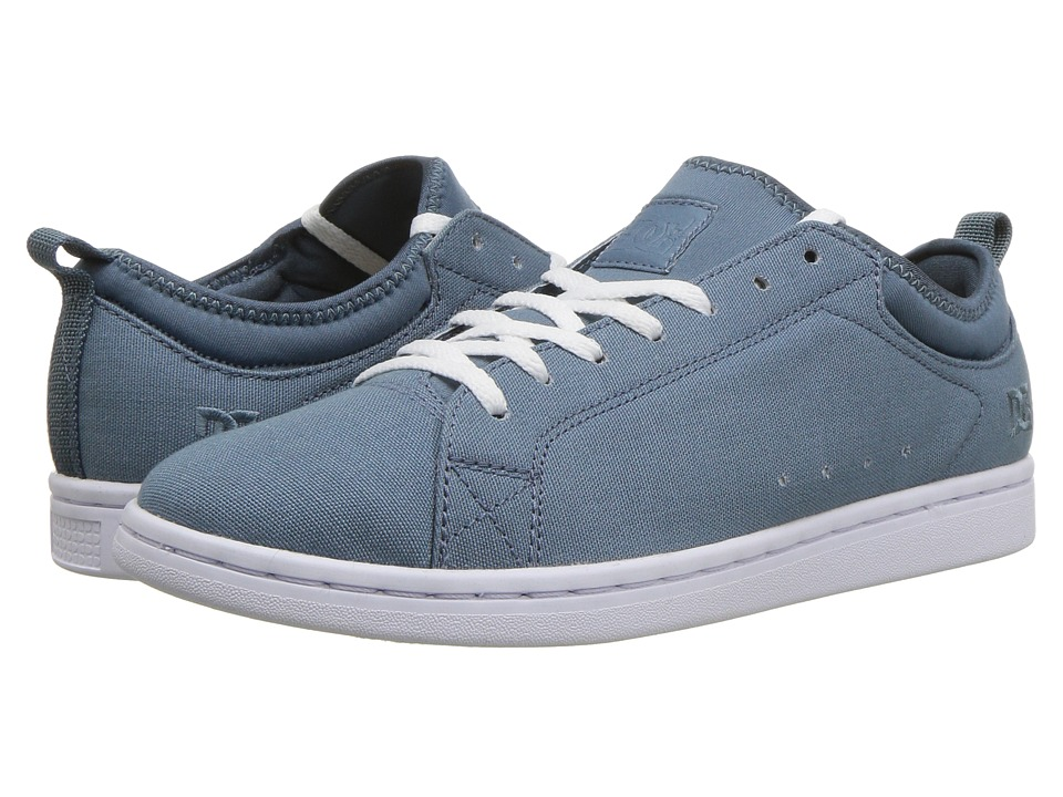 DC Magnolia TX (Blue/White) Women's Skate Shoes