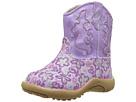 Roper Kids Cowbaby Lavender (Infant/Toddler)
