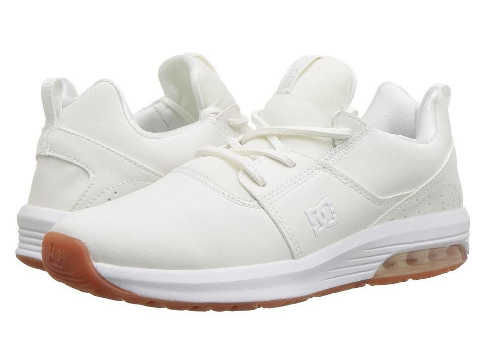 DC Heathrow IA SE (White/Gum) Women's Shoes