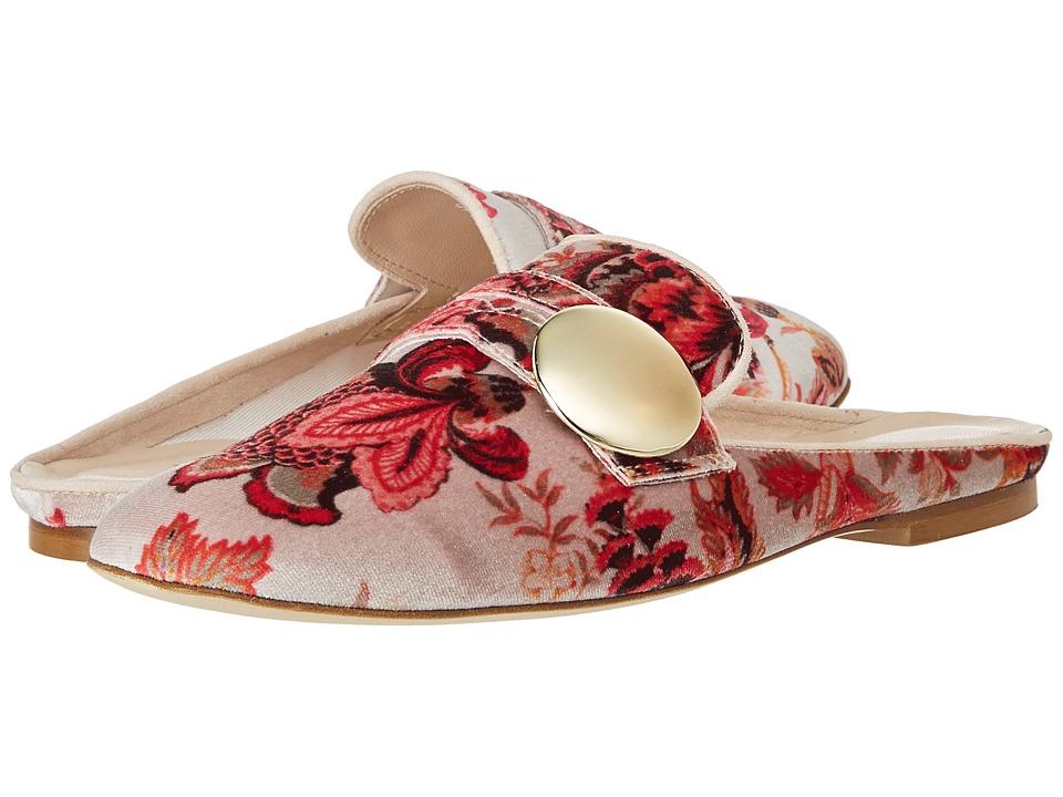Manila Grace - Baroque Mule (Pink) Womens Shoes