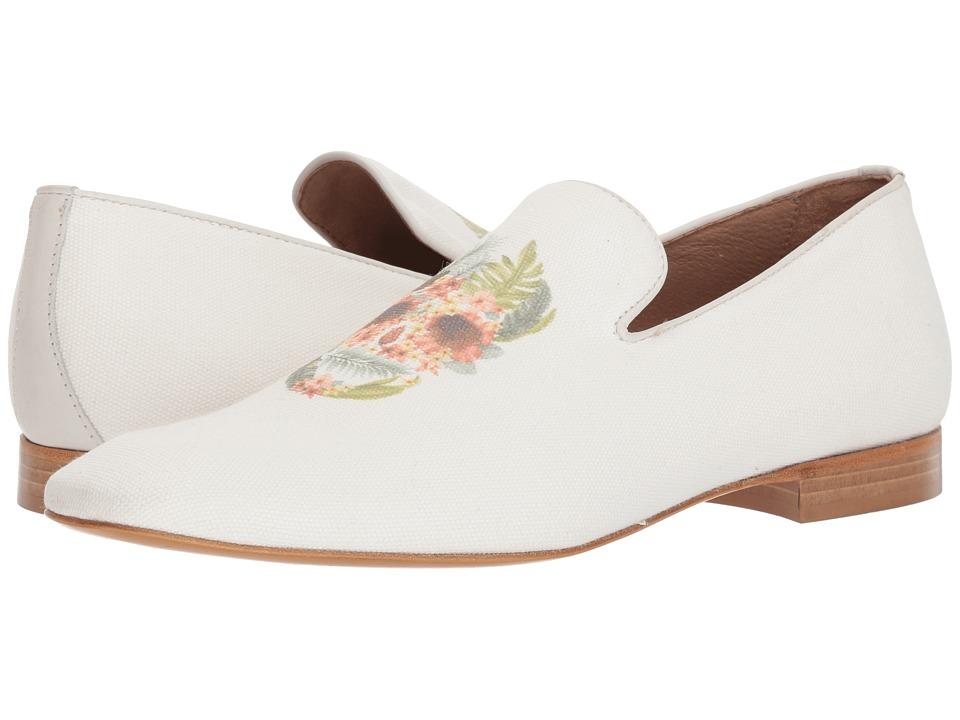 Donald J Pliner - Pazano (Off-White) Mens Slip on  Shoes