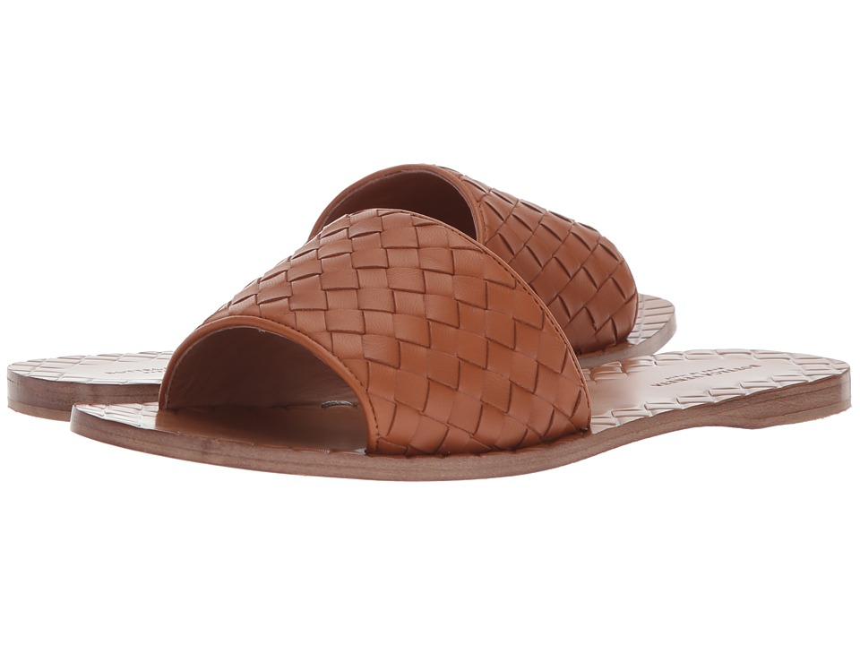 Bottega VenetaIntrecciato Sandal  (Nude) Womens Sandals