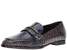 Bottega Veneta Mixed Print Loafer