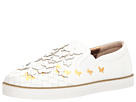 Bottega Veneta Butterfly Applique Skater Sneaker