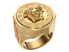 Versace Greca Medusa Ring