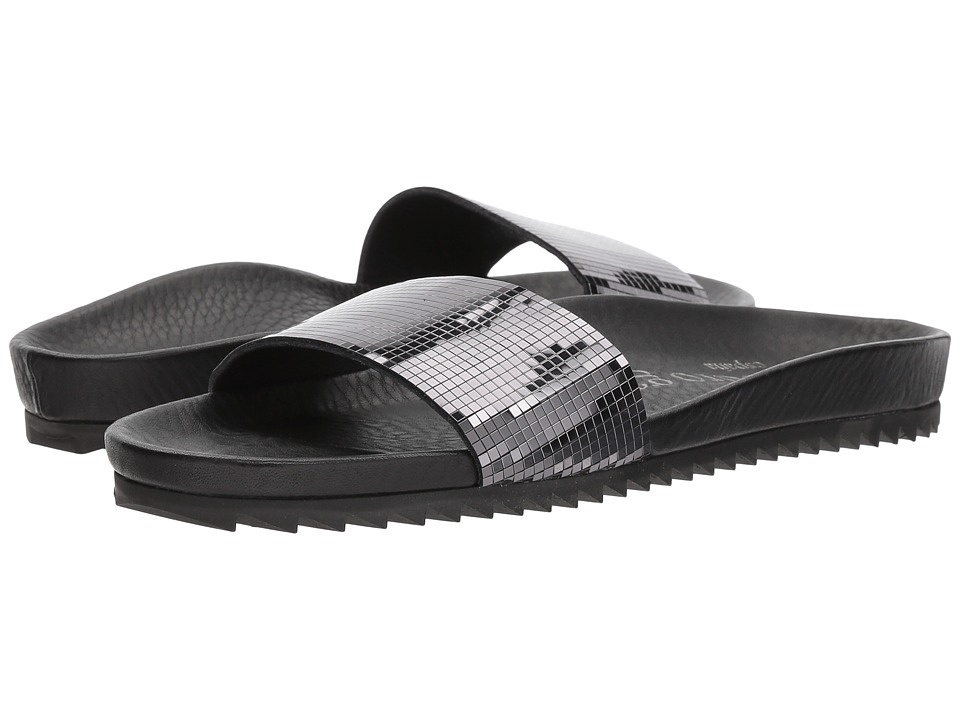 Pedro Garcia - Alice 001 (Pewter Castoro) Women's Sandals