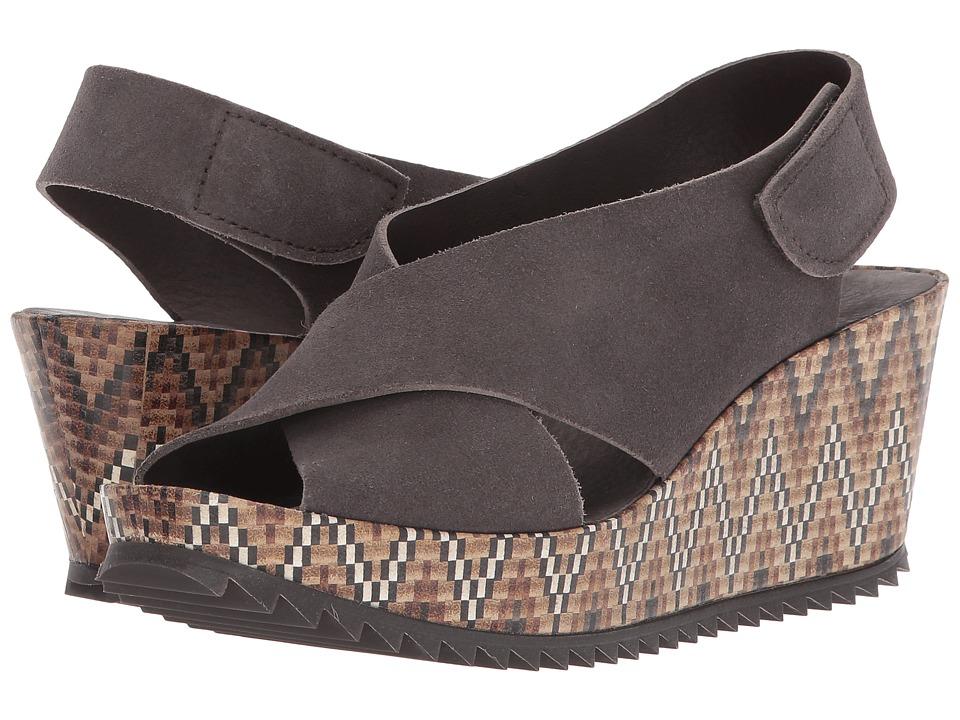 Pedro Garcia - Federica 838 (Piombo Castoro) Women's Sandals