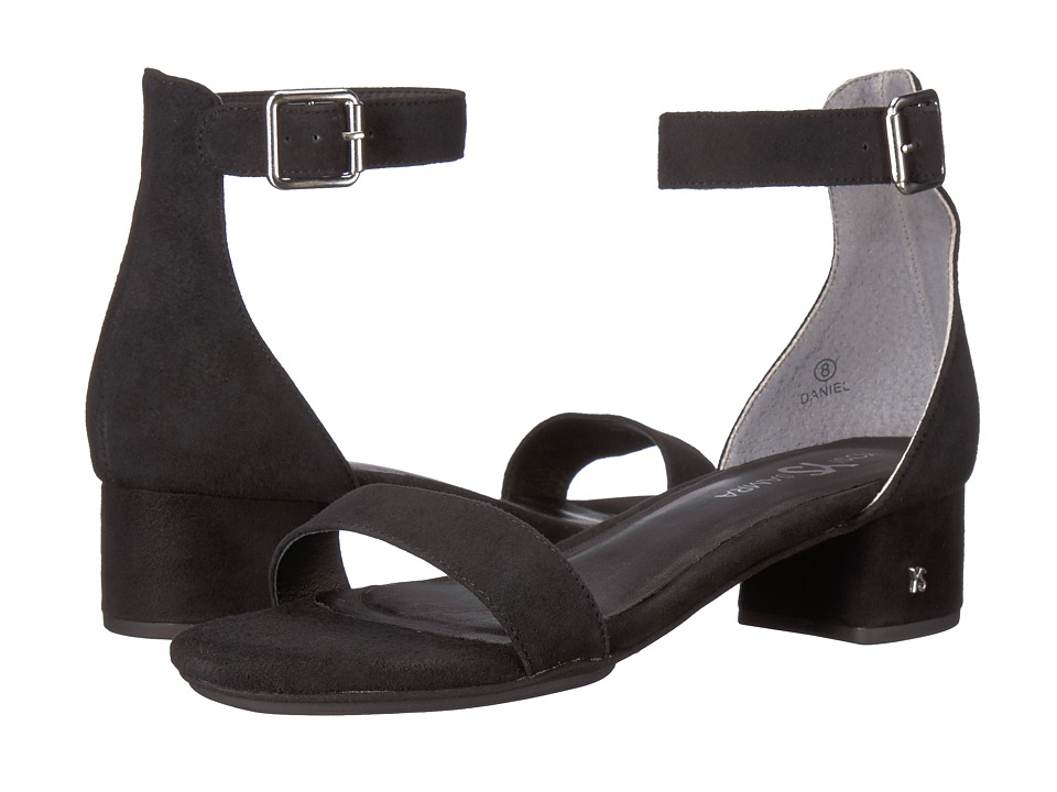 Yosi Samra Daniel (Black Kid Suede) Women