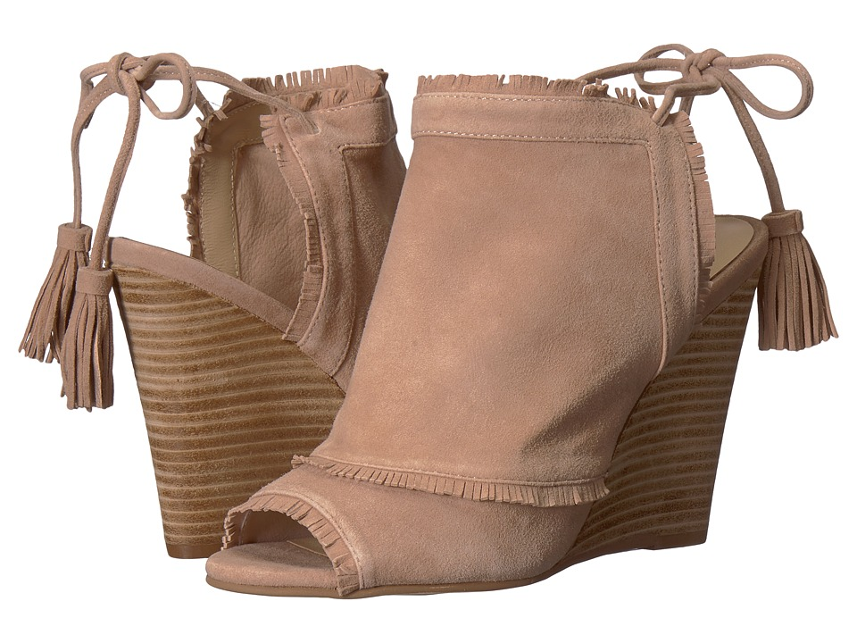 Kristin Cavallari Leilani Wedge (Tiger's Eye Kid Suede) Wedges