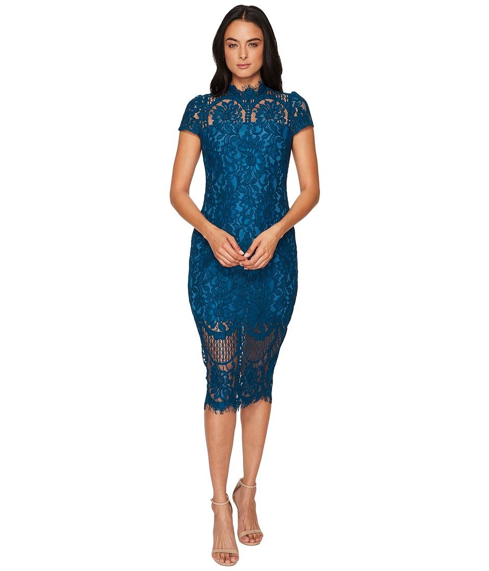 Yumi Kim Debutante Dress (Ink Lace) Women