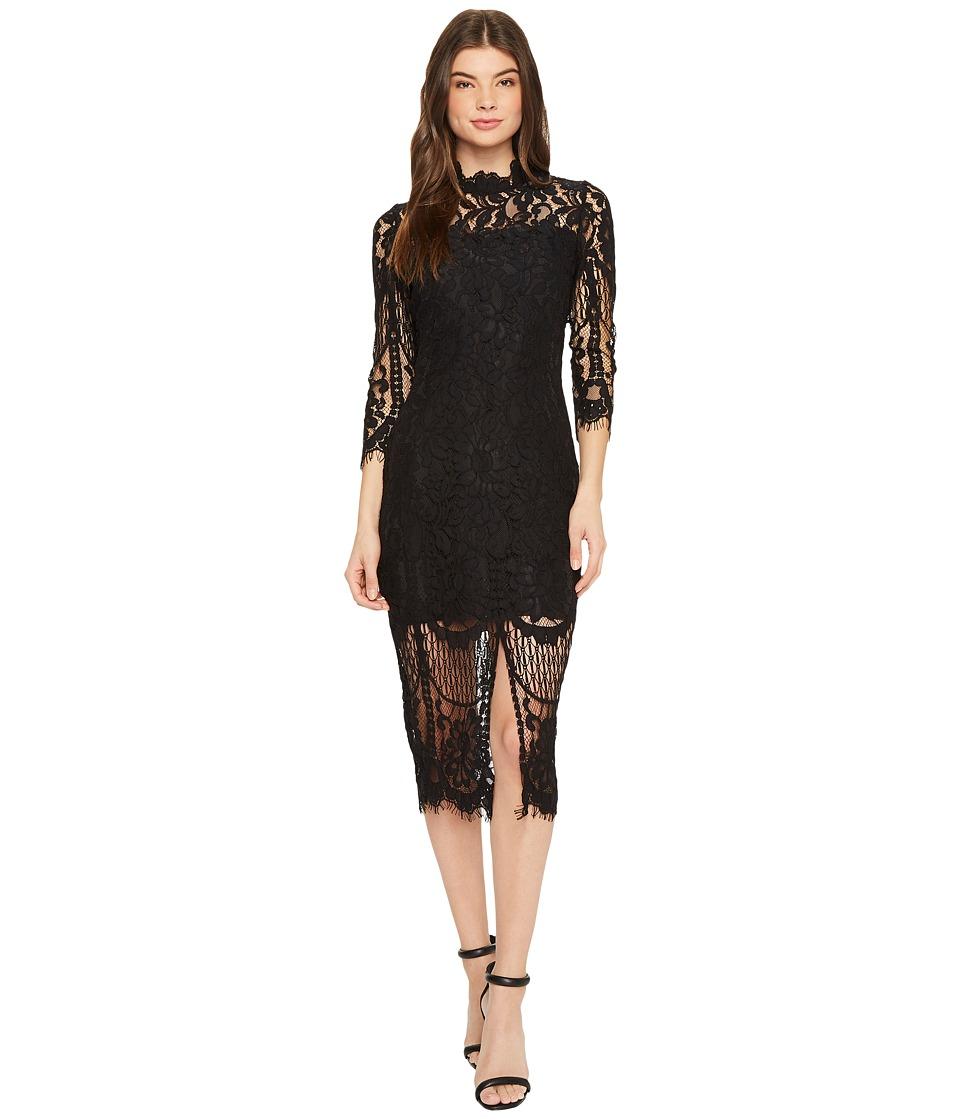 Yumi Kim - Leading Lady Dress (Black) Women's Dress