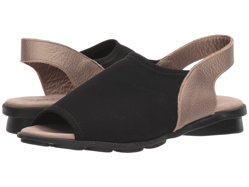 Arche - Dajac (Noir/Antico) Womens Sandals