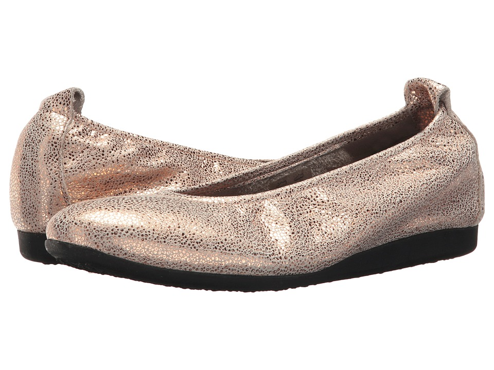 Arche - Laius (Quartz/Bronze) Womens Slip on  Shoes