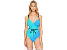 Miraclesuit Solitaire Misty One-Piece